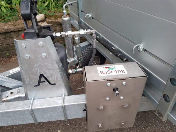 PumpFast - Kunststofftank