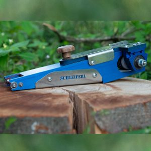 Schleiferl – The sharpening tool for saw chains